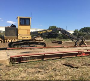 2010 Tigercat T250B Track Loader